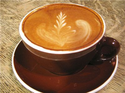 Picture Of Barefoot Mocha Coffee