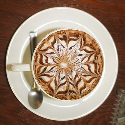 Picture Of Cappuccino Beverage