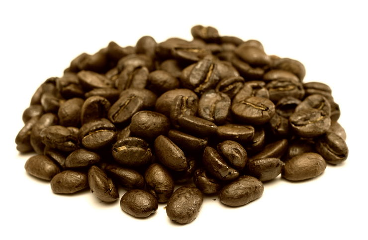Picture Of Coffee Beans Stack
