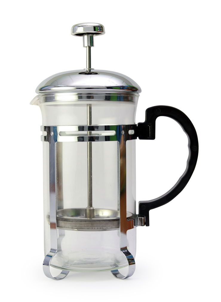 Picture Of Coffee Press Pot