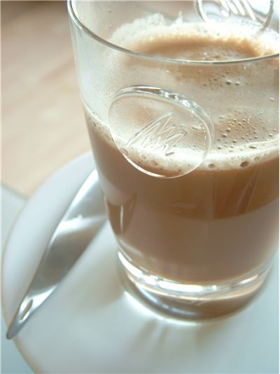 Picture Of Coffee With Milk