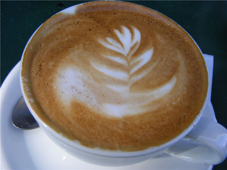 Picture Of Cream Coffee