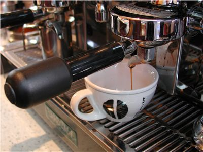 Picture Of Espresso Machine