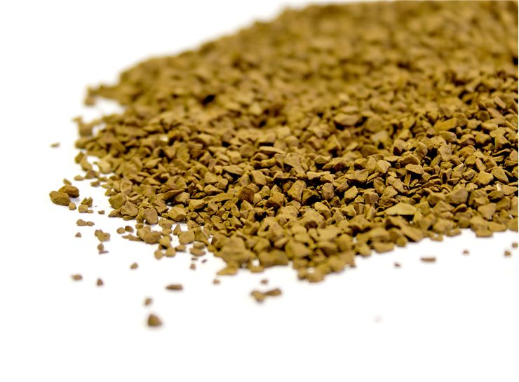 Picture Of Instant Coffee Dried