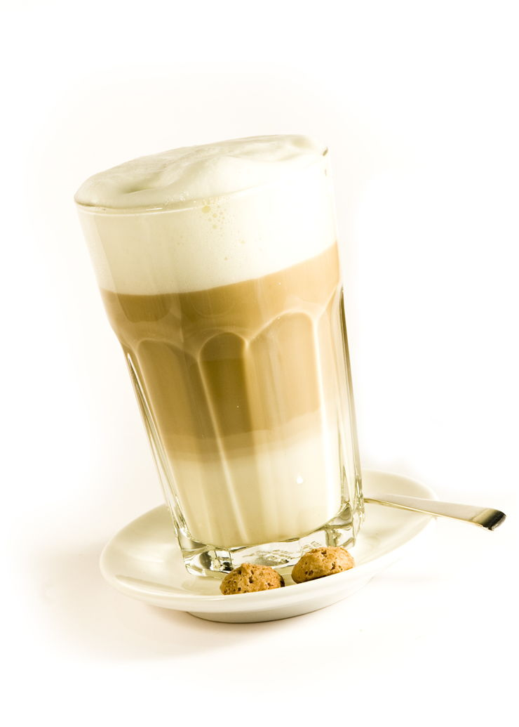 Picture Of Italian Latte Macchiato