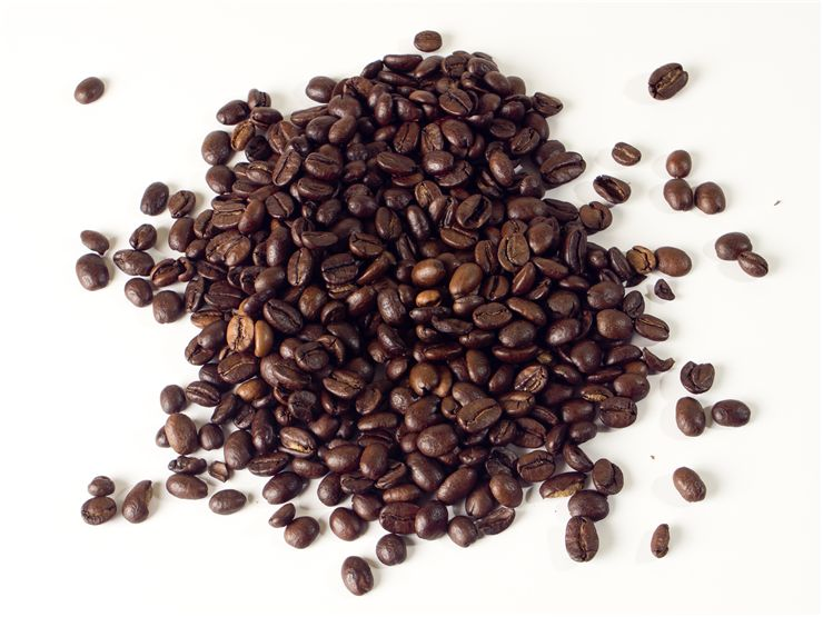 Picture Of Roasted Coffee Beans